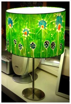 Batik Lampshades by Miranda (72)x