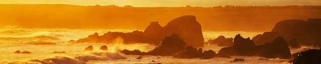 Westerly View, From Bunmahon, The Copper Coast, County Waterford, Ireland
