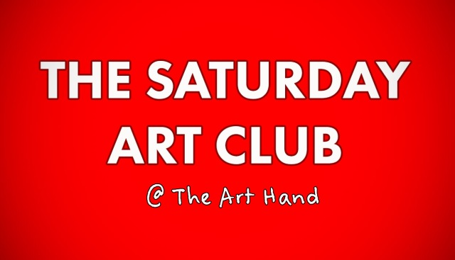 Adult art classes at The Art Hand