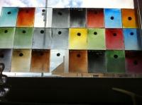 glass colours