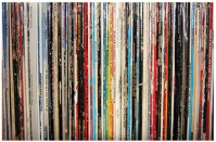 Record Collection (Aoife Banville)