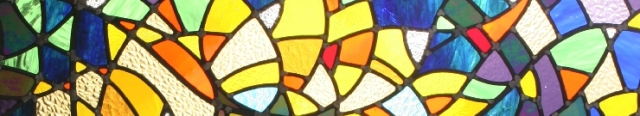 Stained Glass by Sean Corcoran, The Art Hand