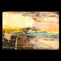 Encaustic Wax Painting (2)