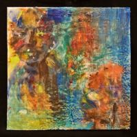 Encaustic Wax Painting (21)