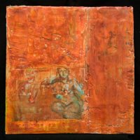 Encaustic Wax Painting (4)
