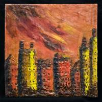 Encaustic Wax Painting (40)