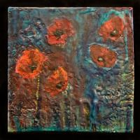 Encaustic Wax Painting (53)
