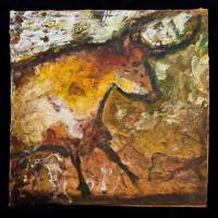Encaustic Wax Painting (55)