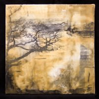 Encaustic Wax Painting (9)