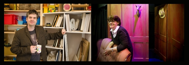 Copper Coast Productions at The Art Hand, Sean Corcoran and Angela Mulcahy