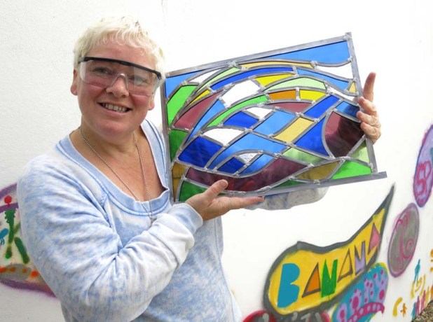 Stained Glass Course with Sean Corcoran