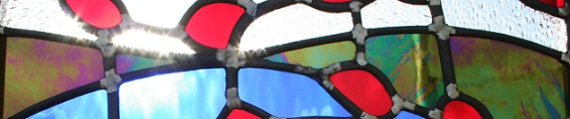 Stained Glass banner