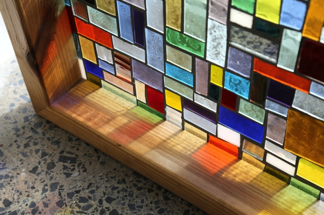 Stained Glass Window Boxes