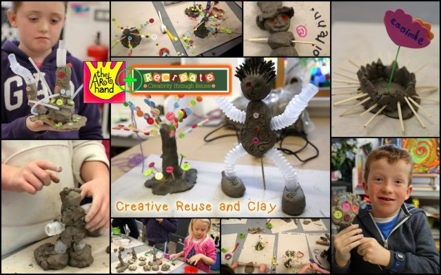 Creative Reuse and Clay