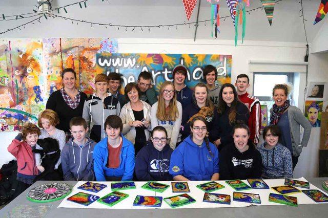 Group Art Workshops