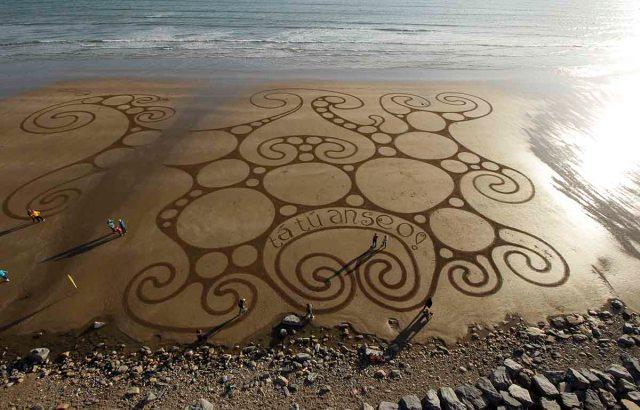 The Art Hand Beach Art